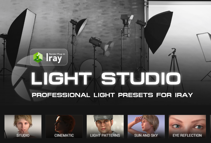 CC3 releases with ZBrush, Daz3D, Iray and InstaLOD workflow