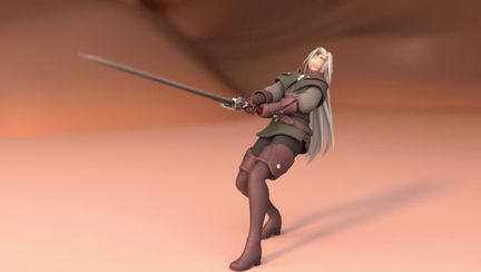 Heavy Sword (Animation)